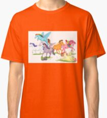Little Ponies - My Little Pony Classic T-Shirt