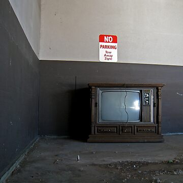 Nothing good on TV anymore. by Fergyphotos