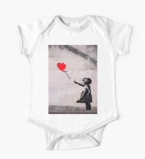 Banksy, Hoffnung Baby Body Kurzarm