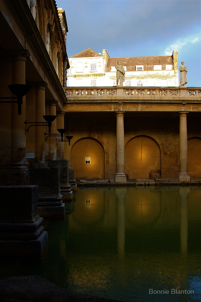 Roman Bathwater by Bonnie Blanton