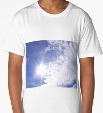 Brilliant Sky Long T-Shirt