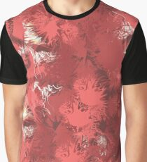 Puffy Anenome / Flowers Graphic T-Shirt