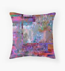 Lace 8 Throw Pillow