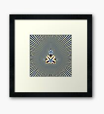 'Auric Mandy' Framed Print