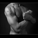 Man With Tatts by Paul Cotelli