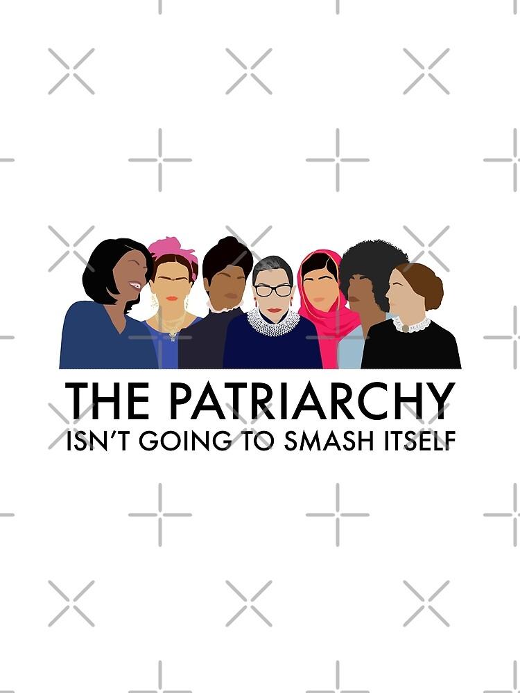 El patriarcado no se va a aplastar a sí mismo de thefilmartist