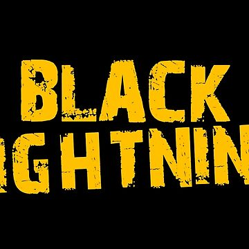 Black Lighting The New Upcoming Series by lesiastephani