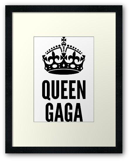 Queen Lady Gaga  by desexperiencia