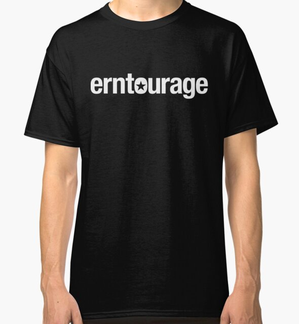 Join the ERNtourage! by Ernie  Vicente