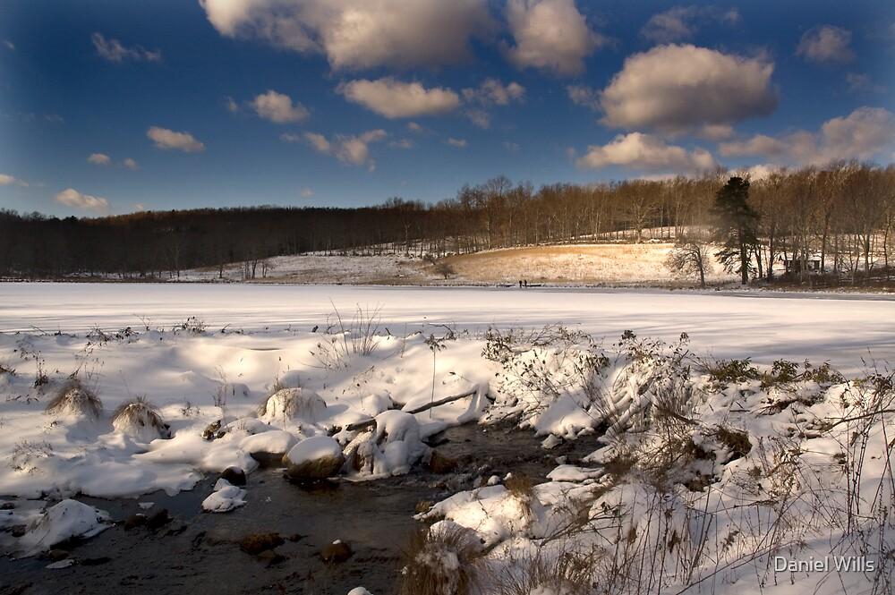 frozen warm by Daniel Wills