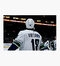Jake Virtanen Photographic Print