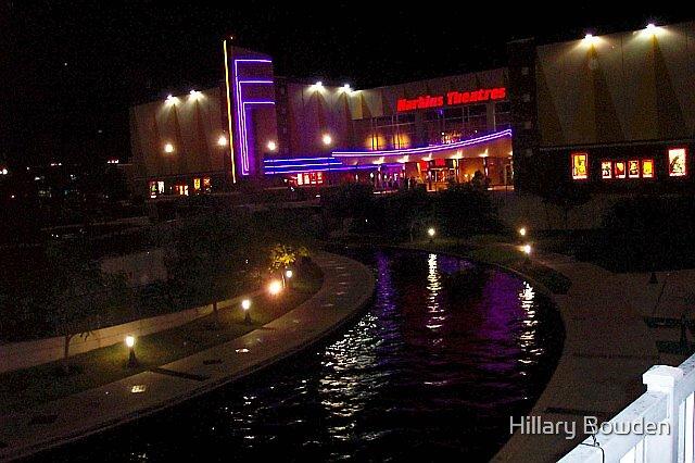 Bricktown at Night by Hillary Bowden