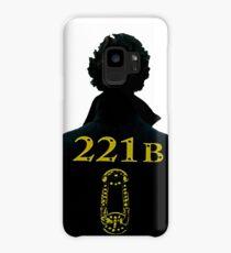 Sherlock 221b Case/Skin for Samsung Galaxy