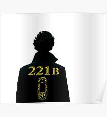 Sherlock // 221b Poster