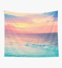 Hookipa Surf Sunset Wall Tapestry