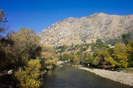 Killer Kern River by Hillary Bowden