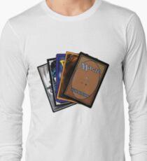 Nerd Cards Long Sleeve T-Shirt