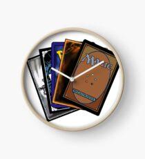 Nerd Cards Clock