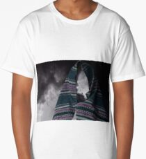Mirrored Long T-Shirt