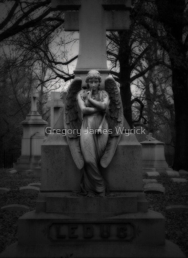The Garden of Death IV by Gregory James Wyrick