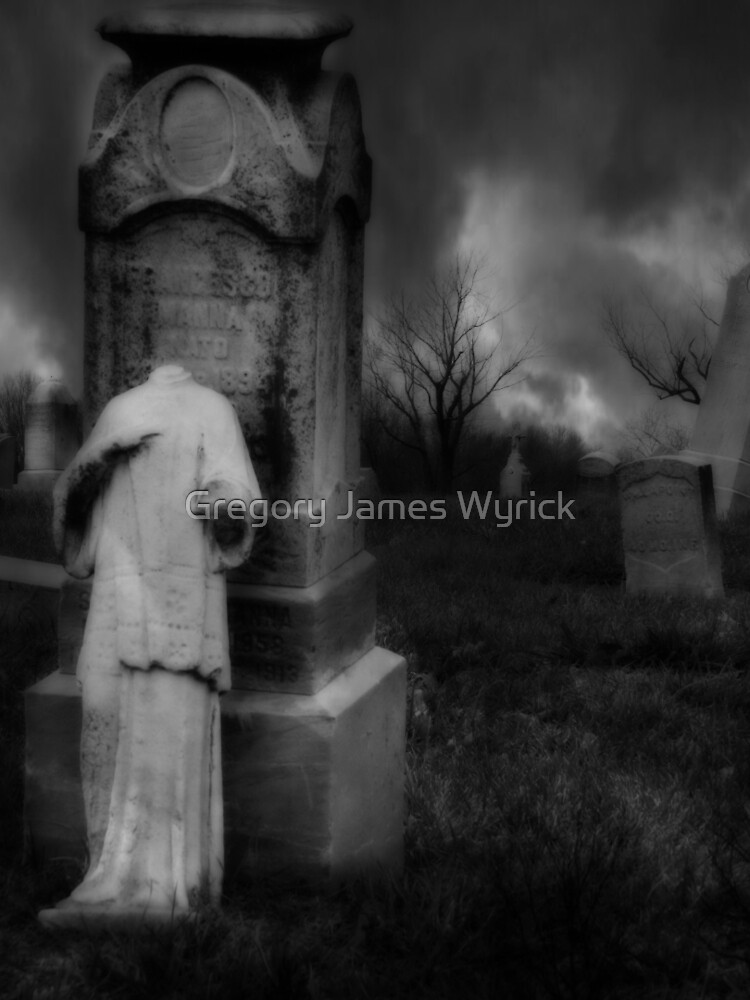The Garden of Death III by Gregory James Wyrick