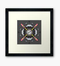Great Scott Kaleidoscope Framed Print