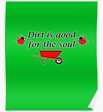 Gardening Shirt - Gardener Gift Shirt Poster