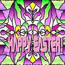 HAPPY EASTER! by Dayonda
