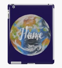 I call this planet Home iPad Case/Skin