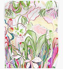 musical flora Poster