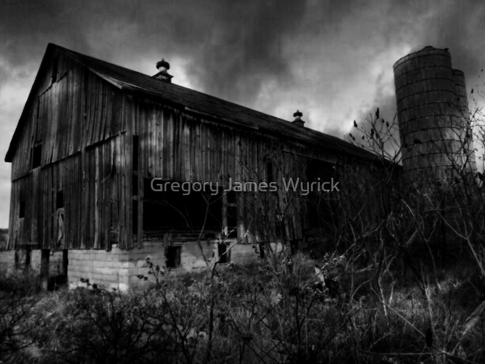 The Barn by Gregory James Wyrick