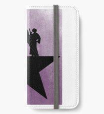 Star Wars - Hamilton Mashup: Luke, Leia, Han iPhone Wallet/Case/Skin