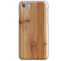 Bamboo Texture iPhone Case/Skin