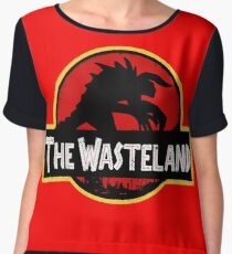 Welcome to the Wasteland  Chiffon Top