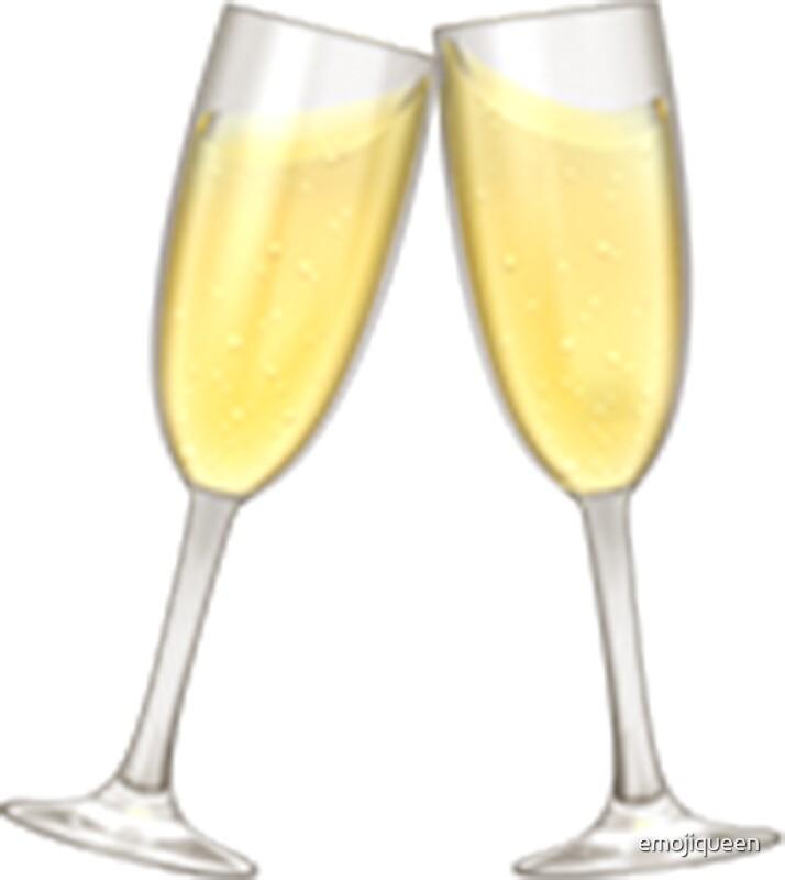 Beauty Queen Wine Glass