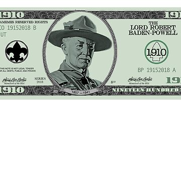 Baden-Powell Bill by bsamemes