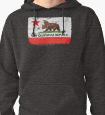 California Republic Pullover Hoodie