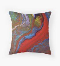 Fluid Acrylic X Floor Pillow