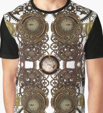 CyberPunk Steampunk Technopunk Clothing  Graphic T-Shirt
