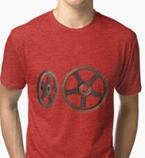 CyberPunk Steampunk Technopunk Tri-blend T-Shirt
