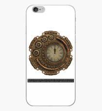 CyberPunk Steampunk Technopunk iPhone Case
