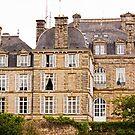 Prefecture de Vannes, Morbihan, Bretagne, France by Buckwhite