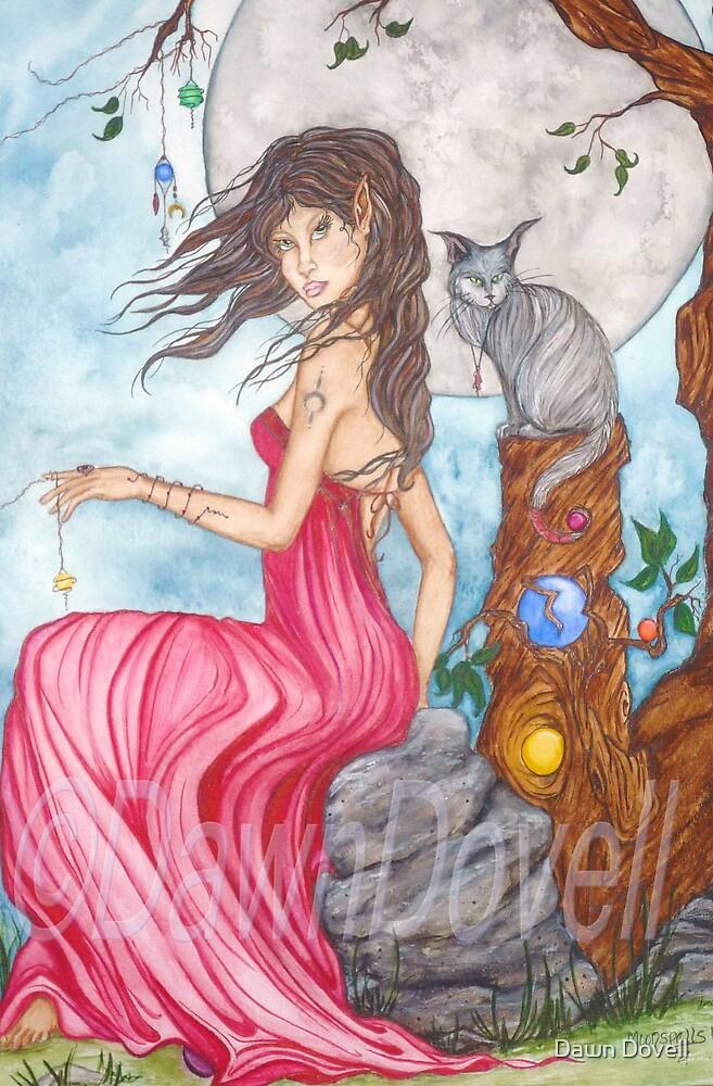 MoonSpells II by Dawn Dovell