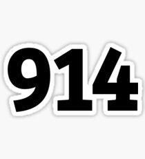 914 Sticker
