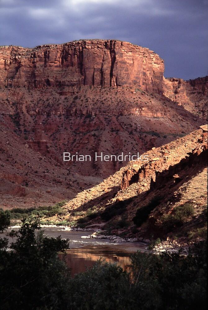 Green River View by Brian Hendricks