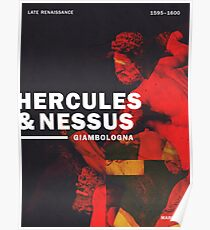 Hercules and Nessus (v1) Poster