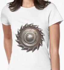 CyberPunk Steampunk Technopunk  #CyberPunk #Steampunk #Technopunk Women's Fitted T-Shirt