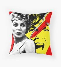 That Bate's is a Psycho! Throw Pillow