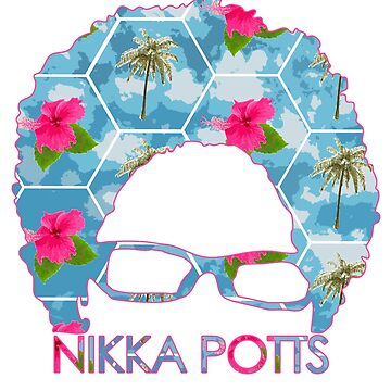 Nikka Potts Logo - Tropicalia by NikkaPotts