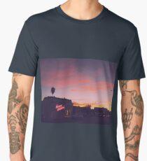 VW SUNSET STREET Men's Premium T-Shirt